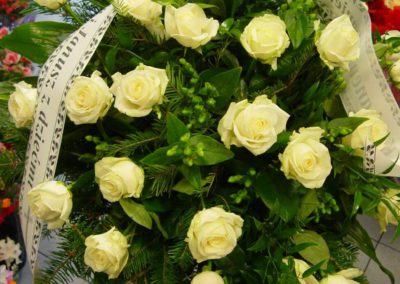 wiązanka pogrzebowa 07